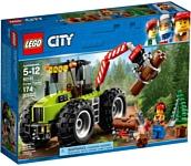 LEGO City 60181 Лесной трактор