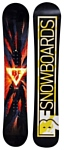 BF snowboards Fire (18-19)