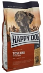 Happy Dog (4 кг) Supreme Sensible - Toscana с уткой и лососем