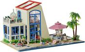 Hobby Day DIY Mini House Лазурный берег (13840)