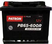 Patron Plus PB65-600L (65Ah)