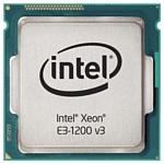 Intel Xeon E3-1271V3 Haswell (3600MHz, LGA1150, L3 8192Kb)
