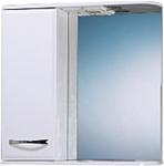 Акваль Виола 70 шкаф с зеркалом левый (AV.04.70.10.L)