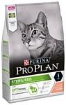 Purina Pro Plan Sterilised feline rich in Salmon dry (3 кг)