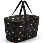 Reisenthel Coolerbag Dots (черный)