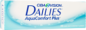 Ciba Vision Dailies AquaComfort Plus (от -6.5 до -10.0) 8.7mm