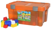 Полесье Строитель 50557 174 элемента (в контейнере)