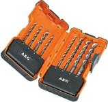 AEG SDS-Plus 8 предметов (4932352236)