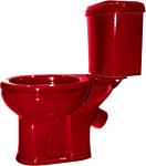 Оскольская керамика Дора (красный)