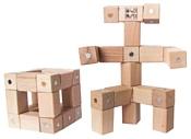 MindWood Кубик-робот miw-1004 Базовый