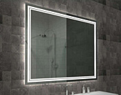 Пекам Зеркало с подсветкой Astra 2 120x80