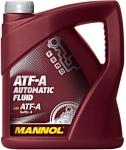 Mannol ATF-A Automatic Fluid 4л