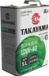 Takayama 10W-40 API SL/CF 1л