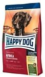 Happy Dog (4 кг) Supreme Sensible - Africa со страусом и катрофелем