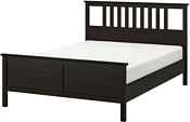Ikea Хемнэс 200x180 (черно-коричневый, Лонсет) 292.108.23