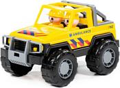Полесье Автомобиль-джип скорая помощь Сафари NL 71118