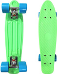 Display Penny Board Light green/blue