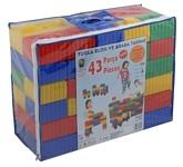 Pilsan Brick Blocks 03-251 43 детали