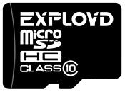 EXPLOYD microSDHC Class 10 8GB