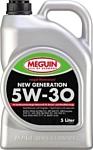 Meguin Megol New Generation 5W-30 5л (6513)