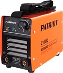 PATRIOT 210 DC