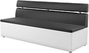 Mebelico Классик 59151 (черный/белый)