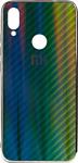 EXPERTS Aurora Glass для Xiaomi Redmi Note 7 с LOGO (зеленый)