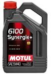 Motul 6100 Synergie+ 5W-40 4л