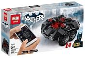 Lepin Bathero 07111 Бэтмобиль с дистанционным управлением