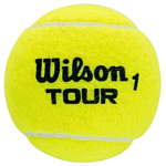 Wilson Tour All Court WRT115700 (4 шт)
