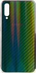 EXPERTS Aurora Glass для Samsung Galaxy A40 с LOGO (зеленый)