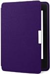 Amazon Kindle Paperwhite Leather Cover Purple