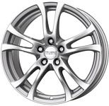 Anzio Wheels Turn 5.5x14/4x100 D63.3 ET40 Silver