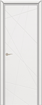 Юркас Граффити 5 ДГ (белая эмаль)