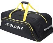 """BAUER Core на колесах 40"""" (черный/желтый)"""