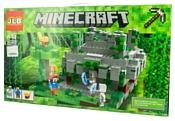 JLB Minecraft 3D35 Храм в джунглях