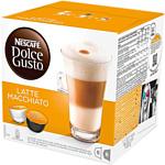 Nescafe Dolce Gusto Latte Macchiato капсульный 16 шт (8 порций)