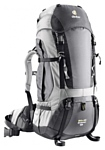 Deuter Aircontact 50+10 SL black/grey