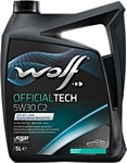 Wolf Official Tech 5W-30 C2 4л