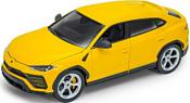 Welly Lamborghini Urus 24094 (желтый)