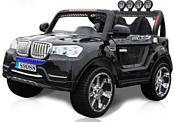 Electric Toys BMW X5 EVA Lux 12V 8088В (черный)