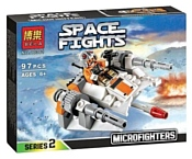 BELA Space Fights 10361 Снеговой спидер