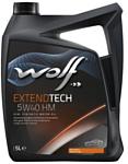 Wolf ExtendTech 5W-40 HM 5л