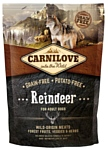 Carnilove Carnilove Reindeer for adult dogs (1.5 кг)