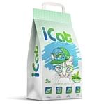 iCat с ароматом зеленого сада 5кг