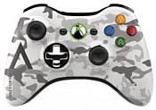 Microsoft Xbox 360 Wireless Controller Arctic Camouflage