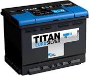 Titan EuroSilver 74 R низкий (74Ah)