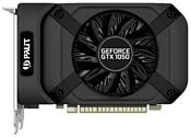 Palit GeForce GTX 1050 1392Mhz PCI-E 3.0 3072Mb 7000Mhz 128 bit DVI HDMI HDCP StormX