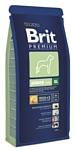Brit (15 кг) Premium Junior XL