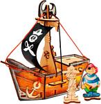 Woody Пиратский корабль Карамба 761